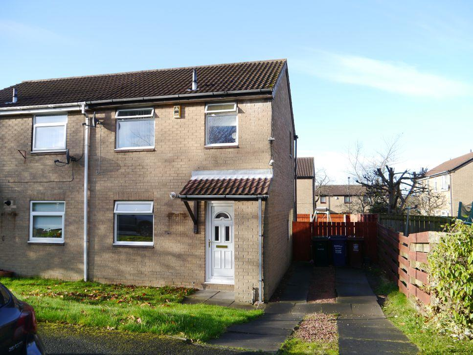 2 Bedrooms Semi Detached House for sale in Wroxham Court, Meadow Rise, Newcastle Upon Tyne